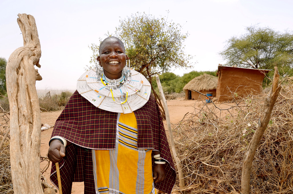 Tanzania - Entrepeneurship and Land Rights for Maasai Women women-land-property-rights-africa-icrw