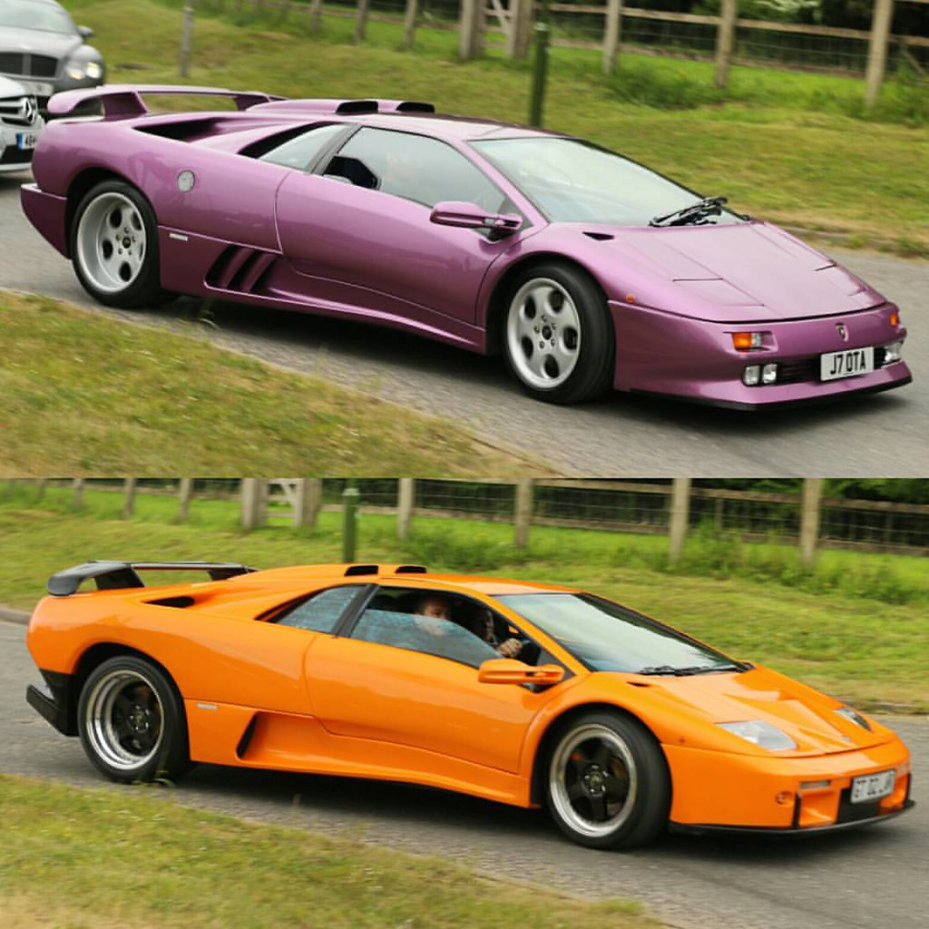 Tough Choices Top Lamborghini Diablo Se30 Jota 1 Of 27 Flickr