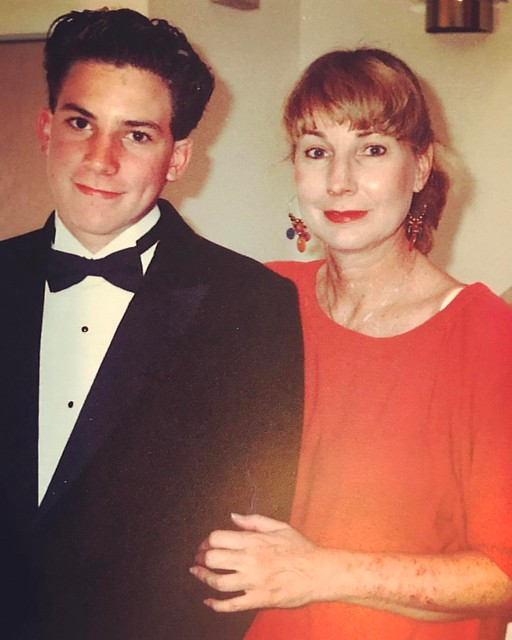 Happy Mother's Day to the best momma a son could ask for. I love you! #mothersday #bestmomever @pamsellsaz