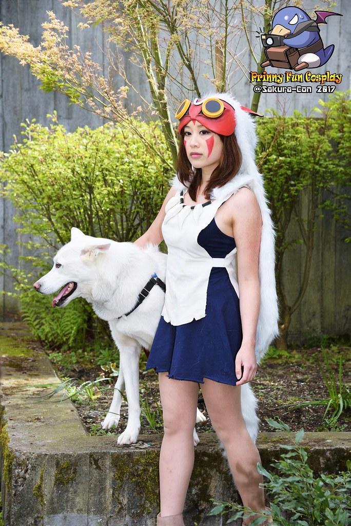Princess Mononoke San Dsc 6389 Joe Chavez Flickr