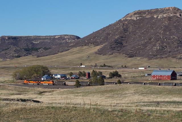 BNSF 8456 Greenland 5 May 17