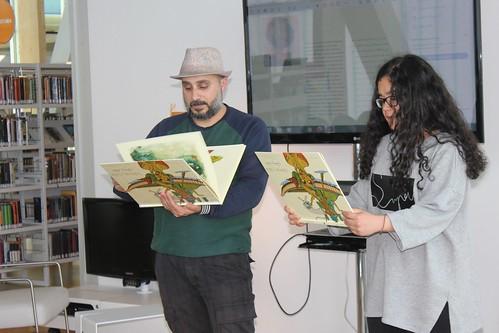 Libros Vivintes: Ali Ali