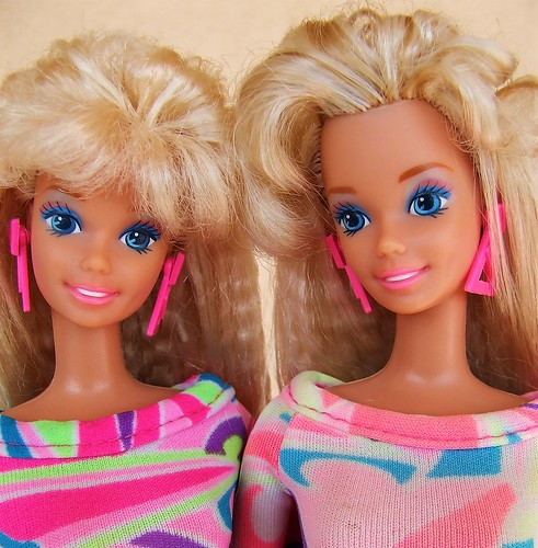 Totally Hair Barbie sisters | by Dollytopia
