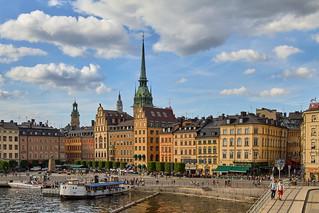 Stockholm   by szeke