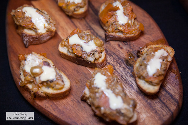 Sardine Toast by Lttleneck