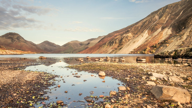 Wast Water Cumbria .....