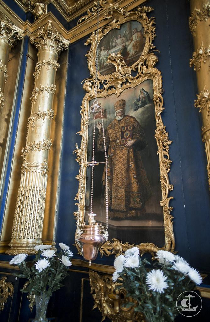 22 мая 2017, Литургия в Николо-Богоявленском морском соборе / 22 May 2017, Divine Liturgy in the St. Nicholas Naval Cathedral