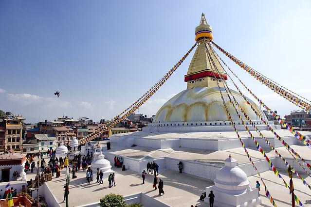 NPL - Boudhanath Stupa