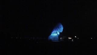風箏空拍(KAV)~嘉義布袋高跟鞋教堂,超級浪漫的地方...