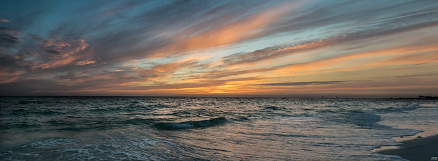 Earthday Sunset