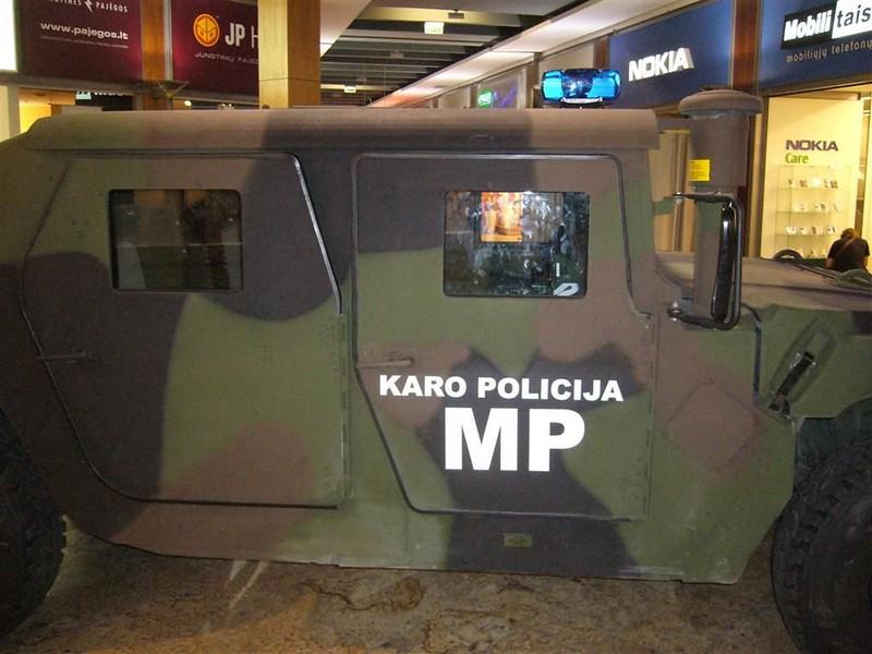 Hummer M1114 5