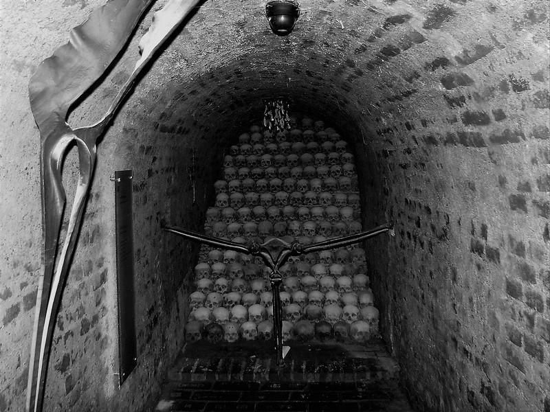 au fond du tunnel...