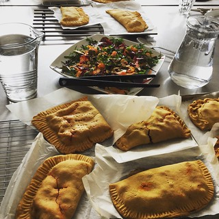 Gluten Free Vegan Empanadas | by Vegetarian Cookery School