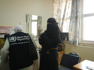 Vaccination campaigns in Jordan