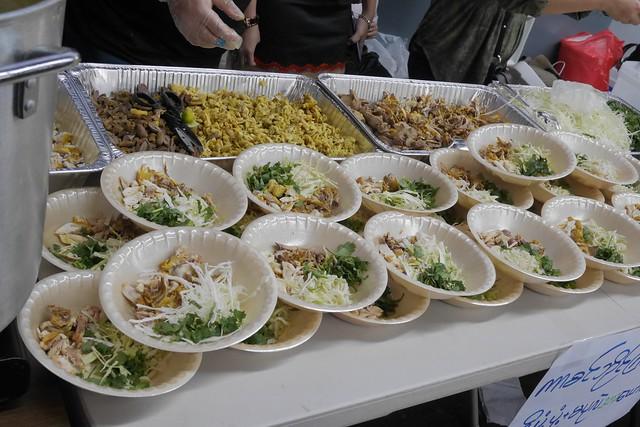 日, 2017-04-23 11:11 - ミャンマーフェス Thingyan festival at St. James Episcopal Church