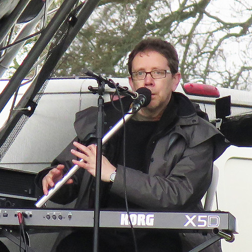 Chris Conway - Govannen @ Kelmarsh Country Fair | by unclechristo