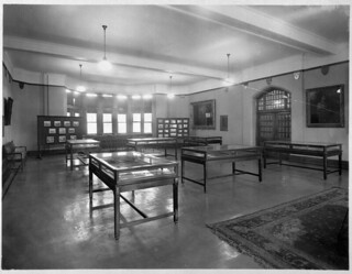 Northcliffe Room, looking northeast, Public Archives of Canada, Sussex Street, Ottawa, Ontario / Salle Northcliffe, vue du nord-est, Archives publiques du Canada, rue Sussex, Ottawa (Ontario)