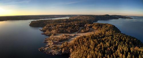 kullebunnen kølabånn jeløy jeløya moss østfold norge norway dji phantom aerial drone palmquist oslofjorden oslofjord fjord panorama ptgui bevøya bevøysundet nes