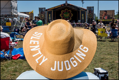 Jazz Fest Day 5 on May 5, 2017. Photo by Ryan Hodgson-Rigsbee www.rhrphoto.com