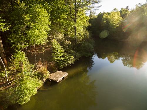 mccaysville blueridgega lake cabinrental cabin sundancecabinrentals sunset