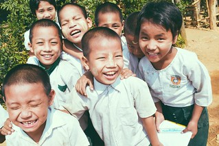 100% of students from our 6 Myanmar orphan homes successfully complete school year, many receive special recognition for exceptional achievements | by Peace Gospel