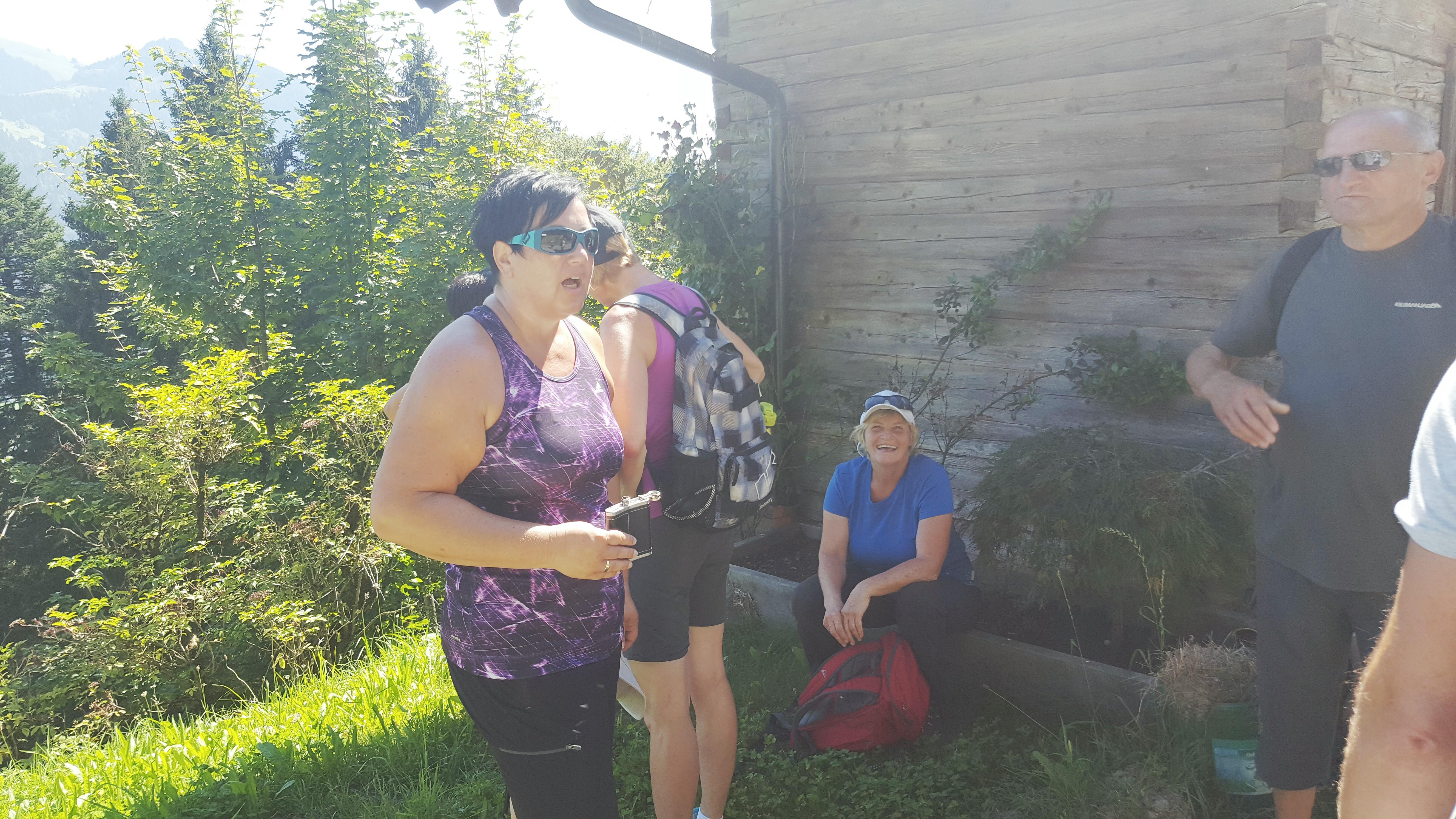 Ausflug Stallhäusl 2016