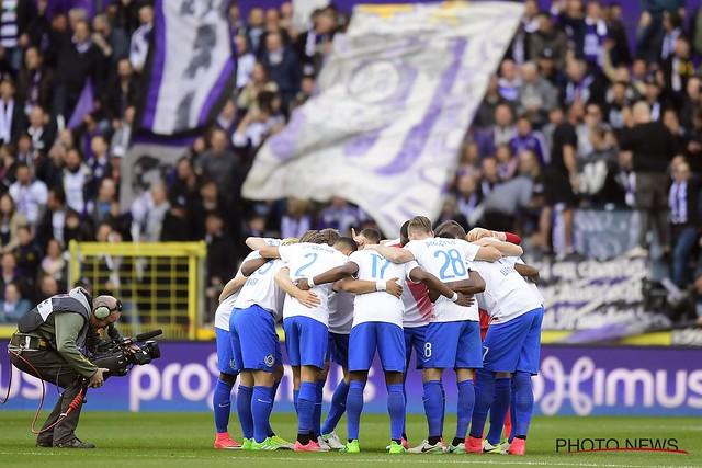 Anderlecht - Club 23-04-2017