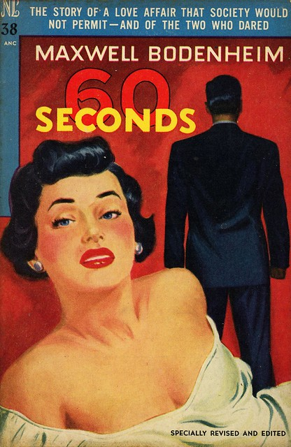 Novel Library 38 - Maxwell Bodenheim - Sixty Seconds