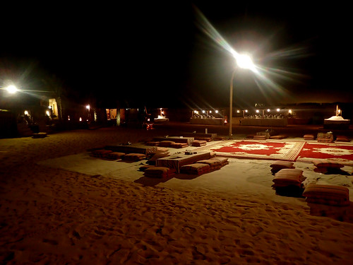 2017 - UAE - Excursion - Night - Camp II | by SeeJulesTravel