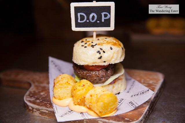 JAburger with PDO beef