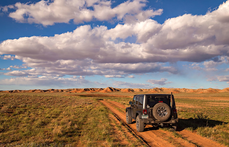 Jeep Road