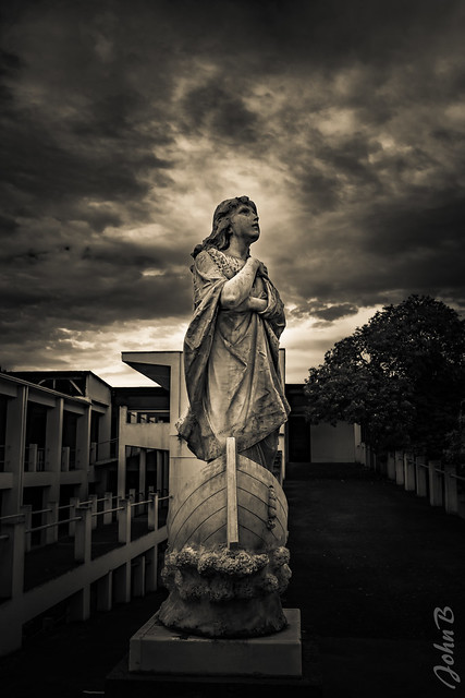Cementerio Católico de Santiago - Recoleta - May 12 2017-16