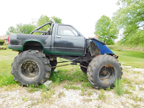 1982 Chevy Mud Monster truck | by thornhill3