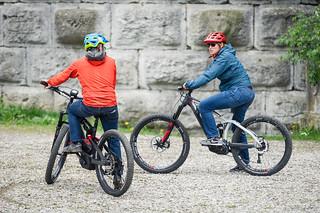 Teststrecke   by Bike Days Schweiz
