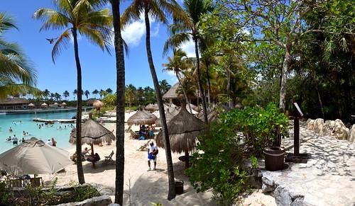 Xcaret, Riviera Maya , Mexico_2.Panorama. Nikon D3100. DSC_0800-0808