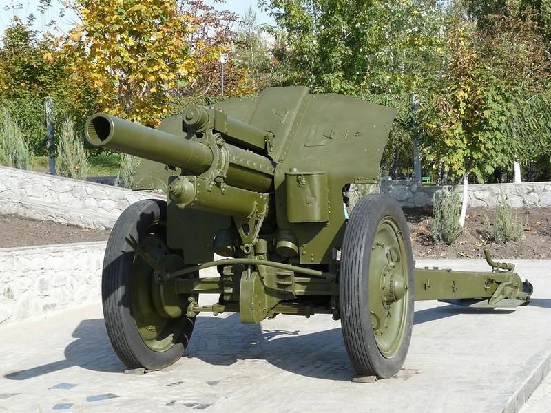 122mm М-30 4