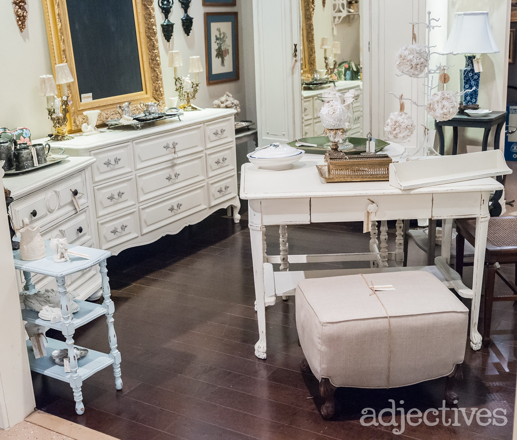 Adjectives Featured Finds in Winter Park by Vintage Nest