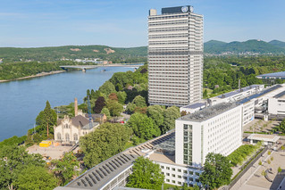 View of the UN Bonn Campus | by UNclimatechange