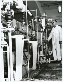 Making Soap, Unilever Factory, Petone, Wellington