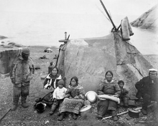 Image result for inuit tents