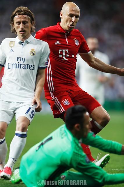RMadrid vs BayernM