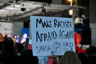 Make racists afraid again | by alecperkins