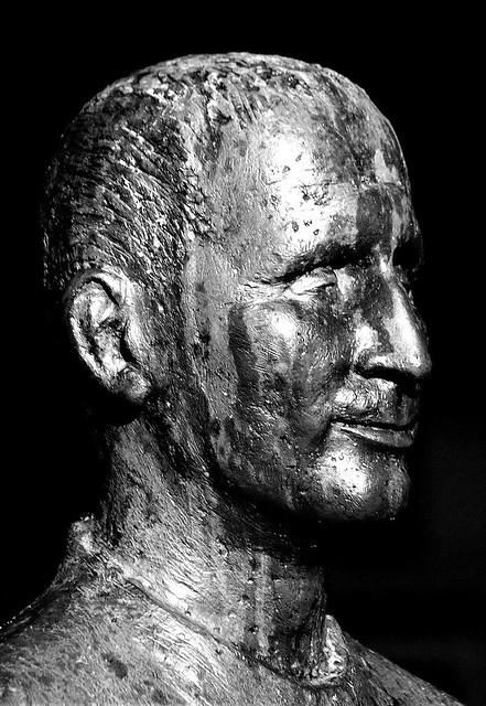 Bertolt Brecht-Denkmal in Berlin