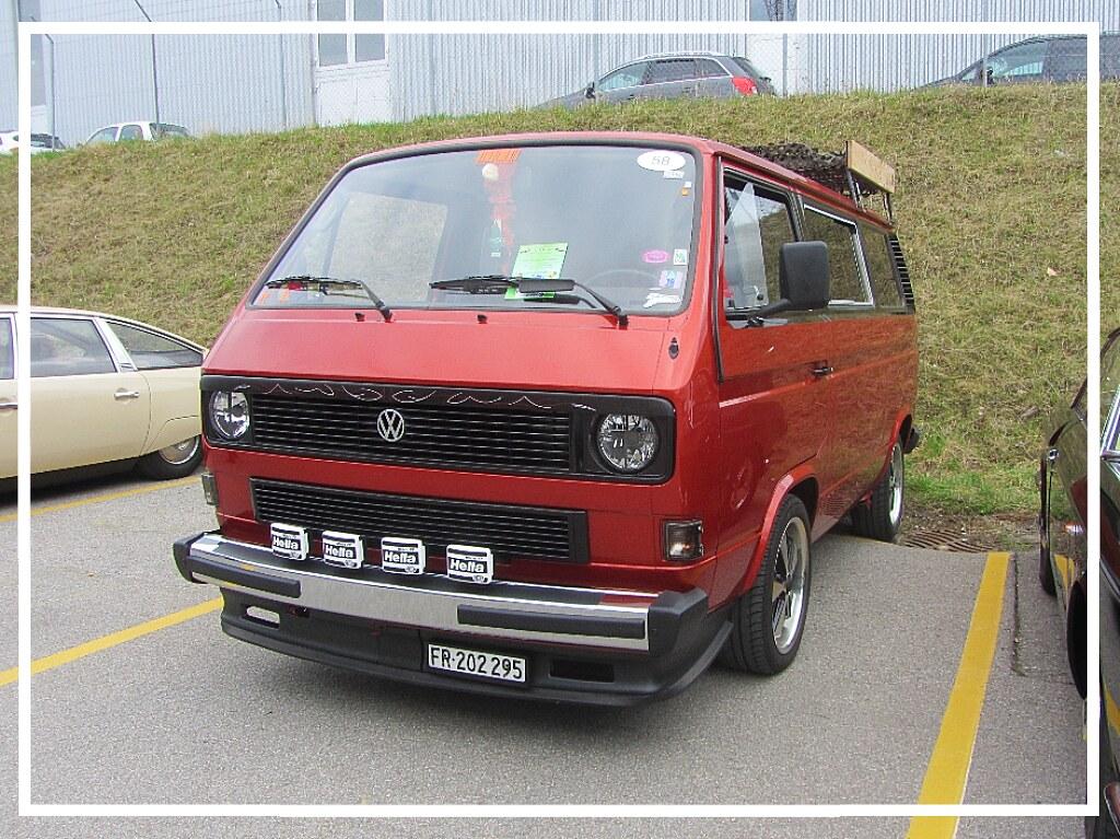 VW Combi T3, 1987