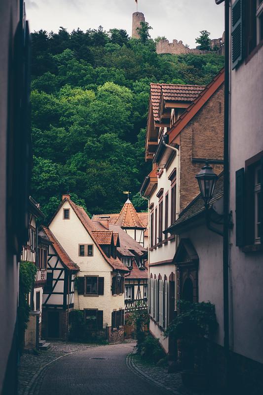 Weinheim - Judengasse