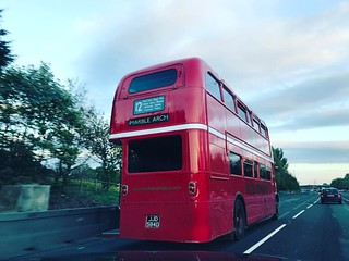 Apparently there is a company that takes old London buses and converts them into mobile pubs. #wickedideas #london #pub #uk #europe #roadtrip | by Dalfry