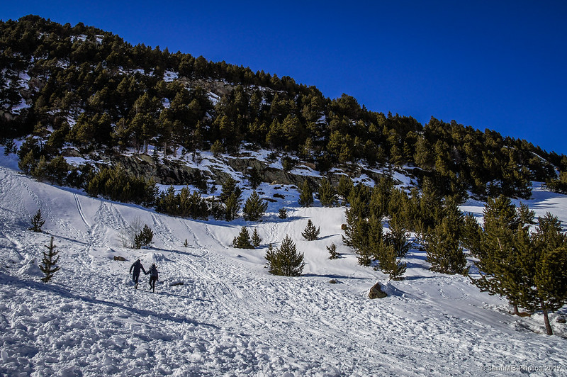 Disfrutar de la montaña