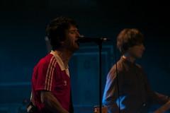 Johnny Marr - La Cúpula, Santiago 2015