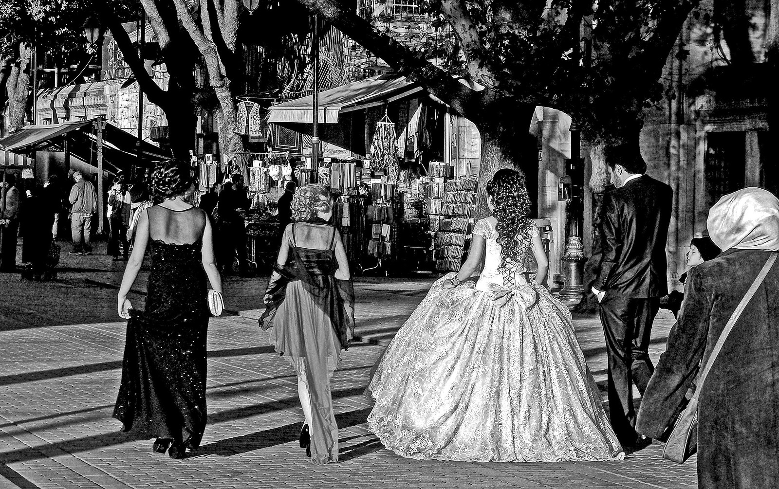 married in Istanbul