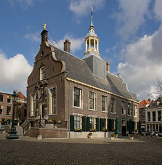 Schiedam - Oud Stadhuis